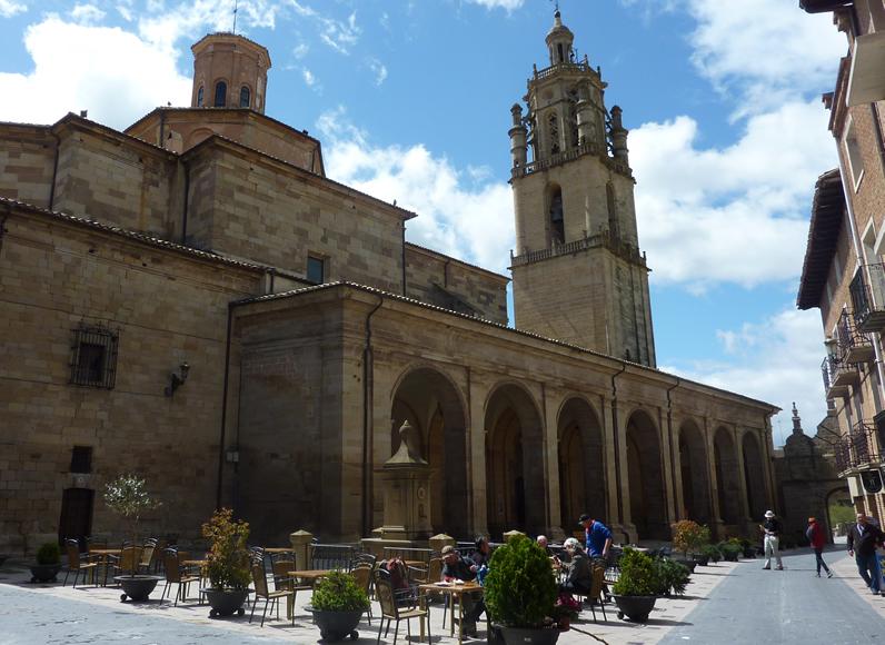 Towns Along The Way Logro 241 O Amp Los Arcos