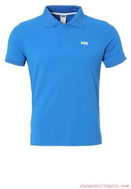 Helly Hansen DRIFTLINE - Polo shirt - cobalt blue HE642D001-K11 100 poly amide Size M 853_LRG